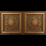 N 4104 – Antique Gold-Nova-decorative-ceiling-tiles-antique-decor
