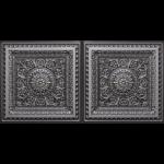 N 4104 – Antique Silver-Nova-decorative-ceiling-tiles-antique-decor