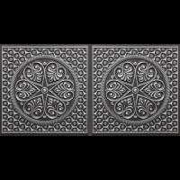 N 4107 - Antique Silver-Nova-decorative-ceiling-tiles-antique-decor