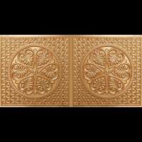 N 4107 - Gold-Nova-decorative-ceiling-tiles-antique-decor