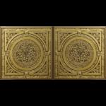 N 4108 – Antique Brass-Nova-decorative-ceiling-tiles-antique-decor
