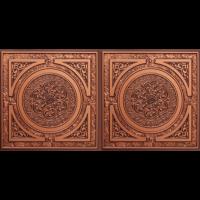 N4108 - Antique Copper-Nova-decorative-ceiling-tiles-antique-decor