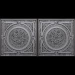 N 4108 – Antique Silver-Nova-decorative-ceiling-tiles-antique-decor