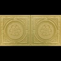 N 4108 - Brass-Nova-decorative-ceiling-tiles-antique-decor