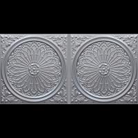 N 4110 - Silver-Nova-decorative-ceiling-tiles-antique-decor
