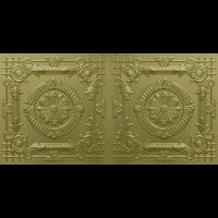 N 4118 - Brass-Nova-decorative-ceiling-tiles-antique-decor