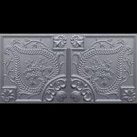 N 4120 - Silver-Nova-decorative-ceiling-tiles-antique-decor