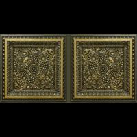 N 4121 - Antique Brass-Nova-decorative-ceiling-tiles-antique-decor