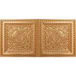 N 4121 – Gold-Nova-decorative-ceiling-tiles-antique-decor