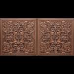 N4122-Antique Copper-Nova-decorative-ceiling-tiles-antique-decor