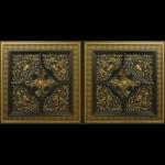 N 4125 – Antique Brass-Nova-decorative-ceiling-tiles-antique-decor