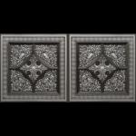 N 4125 – Antique Silver-Nova-decorative-ceiling-tiles-antique-decor