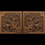 N 4129 – Antique Gold-Nova-decorative-ceiling-tiles-antique-decor