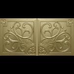 N 4129 – Brass-Nova-decorative-ceiling-tiles-antique-decor