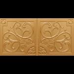 N 4129 – Gold-Nova-decorative-ceiling-tiles-antique-decor