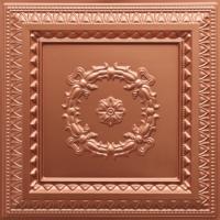N 132 - Copper-Nova-decorative-ceiling-tiles-antique-decor