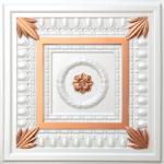 N 140 – Pearl White – Copper-Nova-decorative-ceiling-tiles-antique-decor