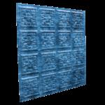 N124 – Blue Jean Side View-Nova-Decorative -Ceiling-Tiles-Antique-decor