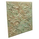 N115-Heavy Rusted Peeled Side View-Nova-Decorative -Ceiling-Tiles-Antique-decor