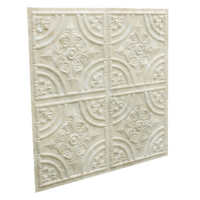N130 Botticino Side View-Nova-decorative-ceiling-tiles-antique-decor