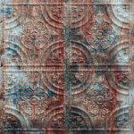 N130 Rusty Old Paint-Nova-decorative-ceiling-tiles-antique-decor