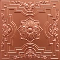 N143 Copper-Nova-decorative-ceiling-tiles-antique-decor