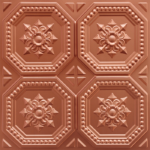 N144 Copper-Nova-decorative-ceiling-tiles-antique-decor