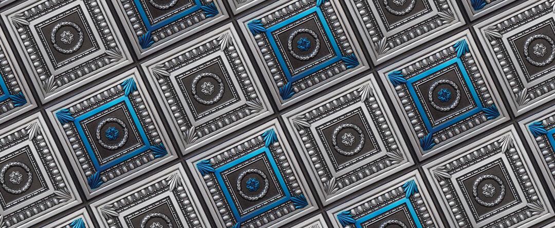 Multicolor Nova Decorative Ceiling Tiles