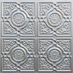 N146-Silver-Nova-decorative-ceiling-tiles-antique-decor